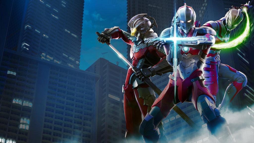 'Ultraman'Netflix