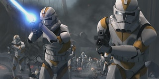 Star Wars writer reveals an untold Clone Wars origin story