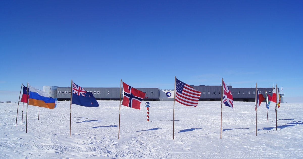 The South Pole is warming faster than the rest of the world — study
