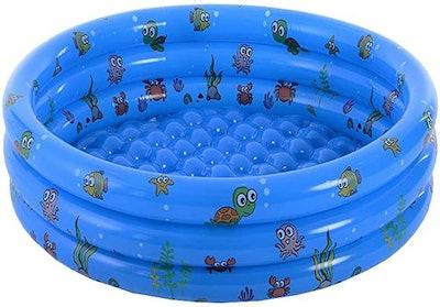 Round Baby Pool