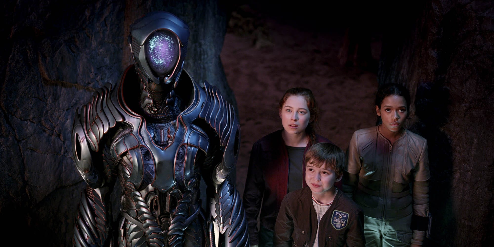 'Lost in Space'Netflix