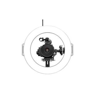 F&V R720S 11.5-inch bi-color ring light