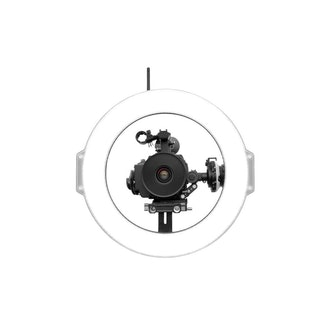 F&V R720S 11.5-inch bi-color ring light