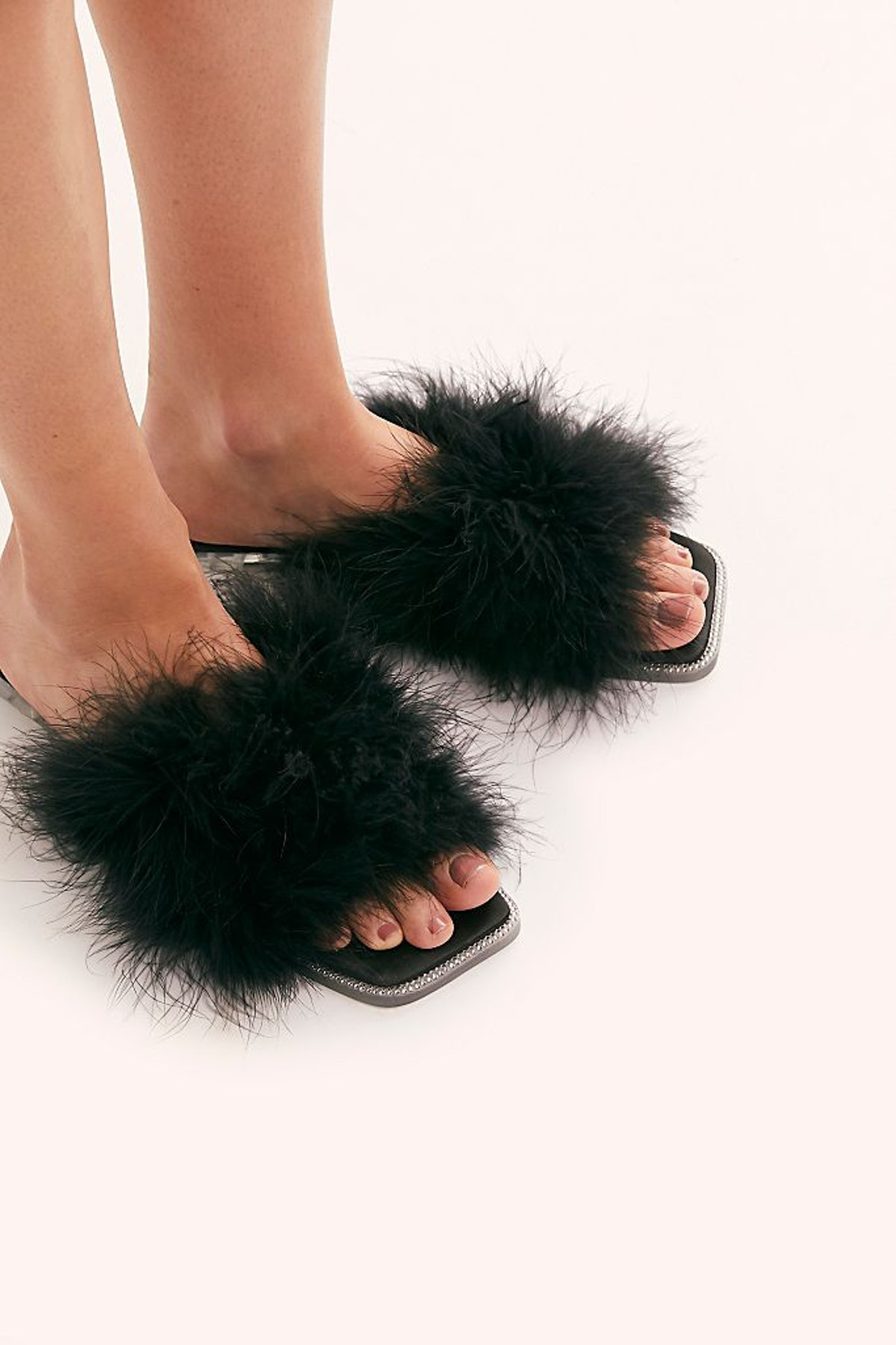 Jeffrey Campbell Crush On You Slide Sandals