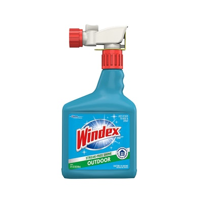 Windex Outdoor Window Cleaner (2-Pack)