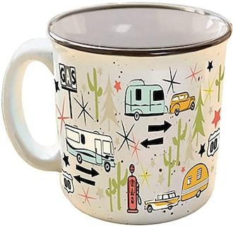 Camp Casual Coffee Mug