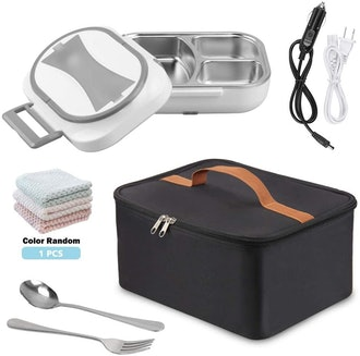 Luckstar Electric Lunch Box