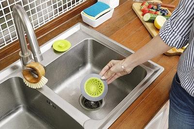 Full Circle Sink Strainer