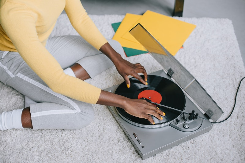 best record players with speakers