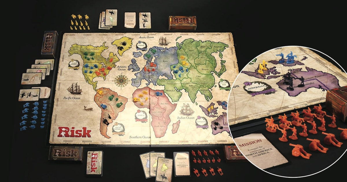 From a decades-old classic to a modern cult-favorite, these are best war board games on Amazon
