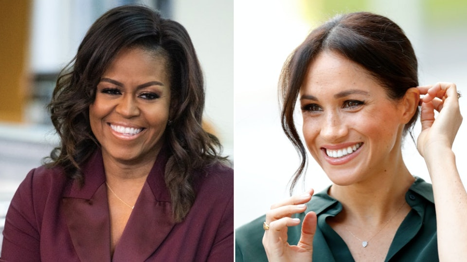Meghan Markle and Michelle Obama will reunite for the 2020 Girl Up Leadership Summit.