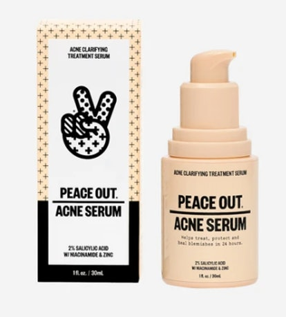 Peace Out Acne Serum