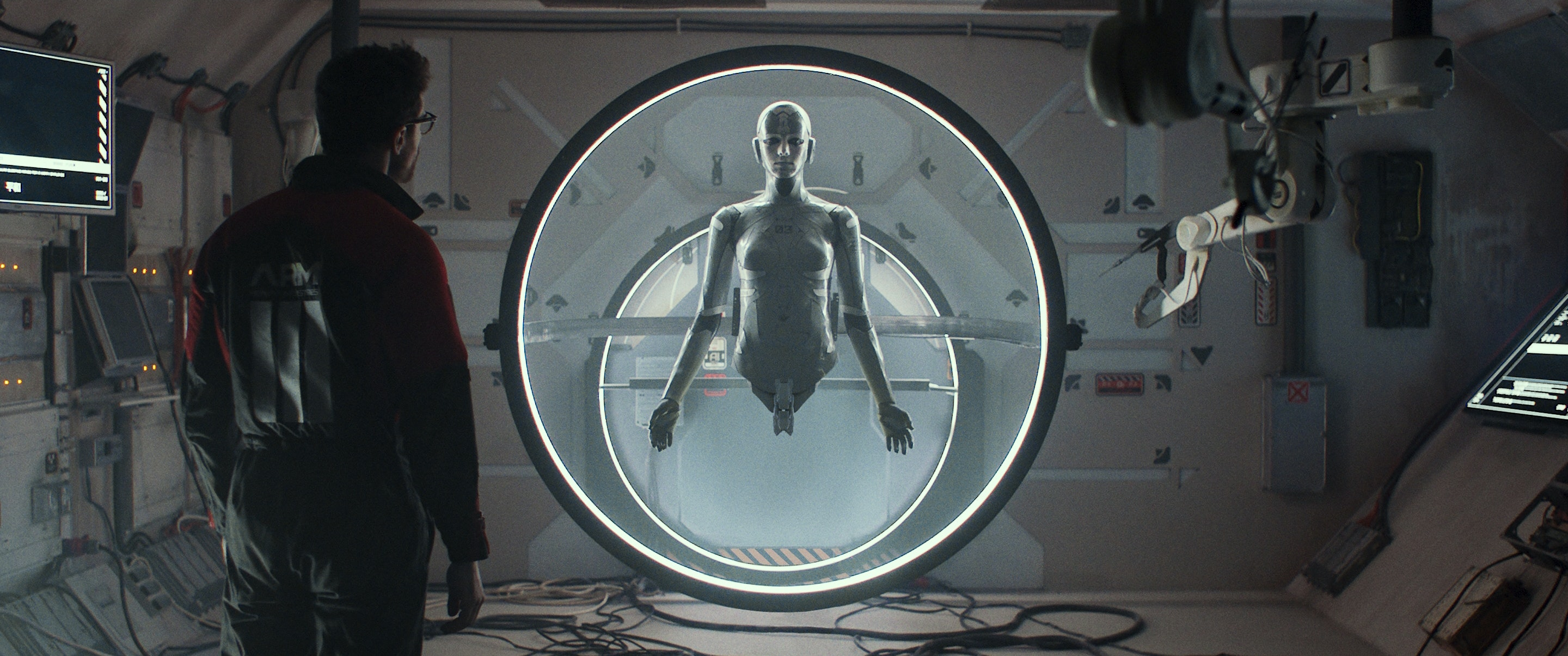 Archive' review: Gorgeous new sci-fi with a gut-punch twist ending