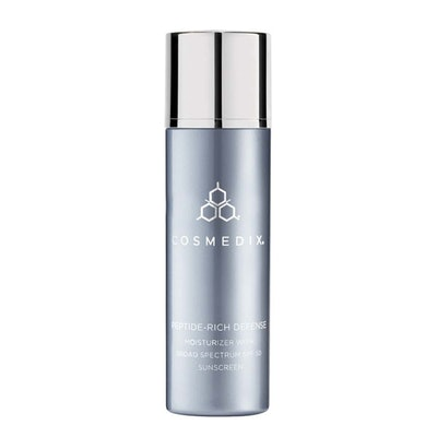 Peptide-Rich Defense Moisturizer with Broad Spectrum SPF 50 Sunscreen