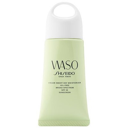 WASO: Color-Smart Day Moisturizer Oil-Free SPF 30 Sunscreen