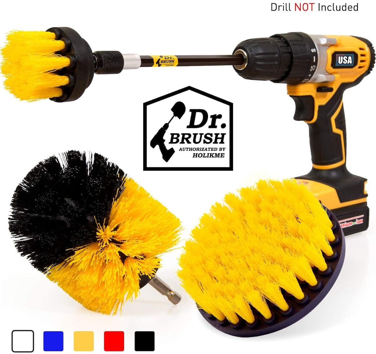 Holikme Drill Brush Power Scrubber