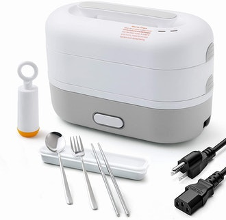 JMCQOO Electric Lunch Box