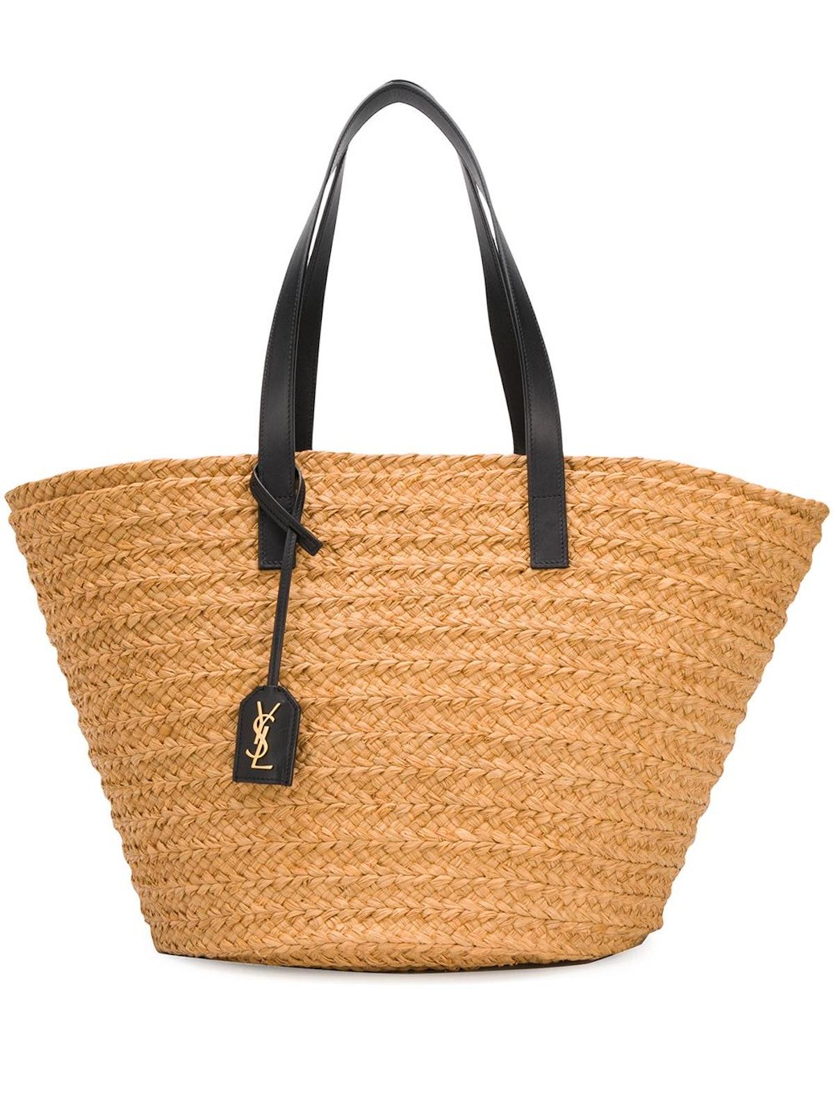 Medium Panier Tote Bag