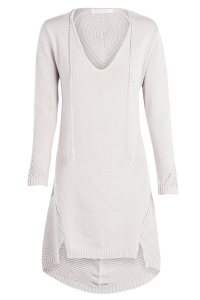 Leila Knit Dress With Back Detail