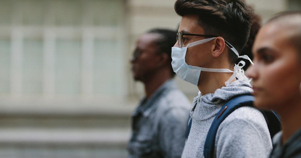 Coronavirus: asymptomatic people can still develop lung damage
