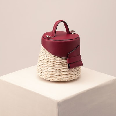 Inti Bag Bordo