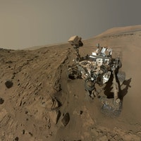 5 stunning views of Mars from Curiosity Rover