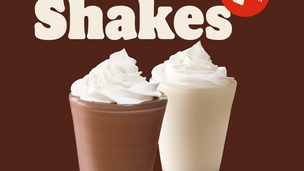 Burger King's new $1 Mini Shakes for summer 2020 are selling in chocolate, vanilla, and strawberry flavors.