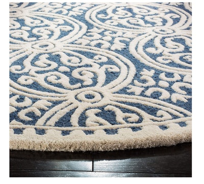 Safavieh Cambridge Collection Moroccan Wool Area Rug