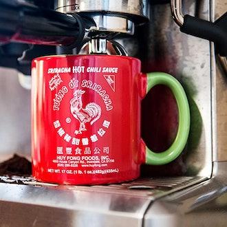 Sriracha2Go Sriracha Hot Sauce Mug