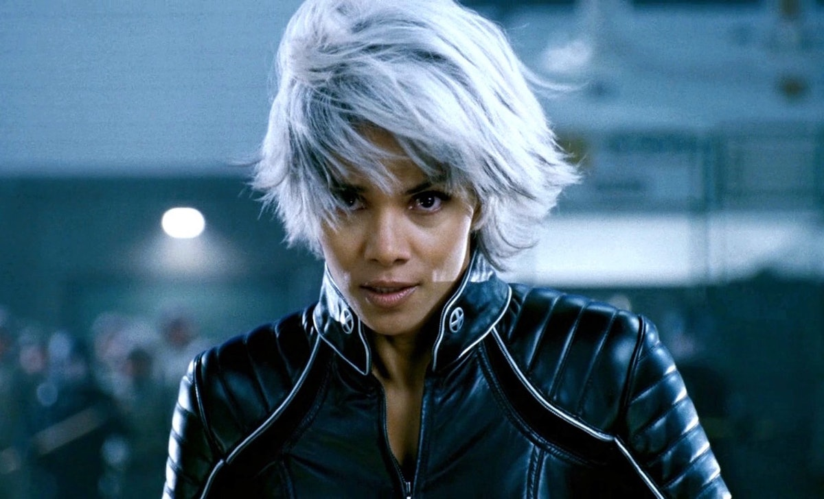 Halle Berry played Storm in the first iteration of live-action 'X-Men' movies.