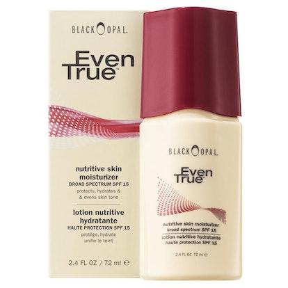 EVEN TRUE Nutritive Skin Moisturizer Broad Spectrum SPF 15