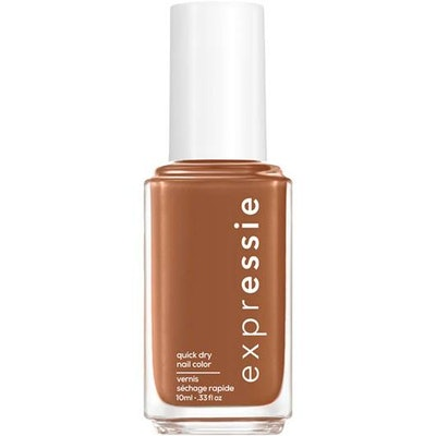 Expressie Quick-Dry Nail Polish in Cold Brew Crew