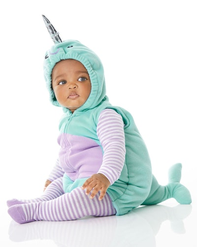 Little Narwhal Halloween Costume