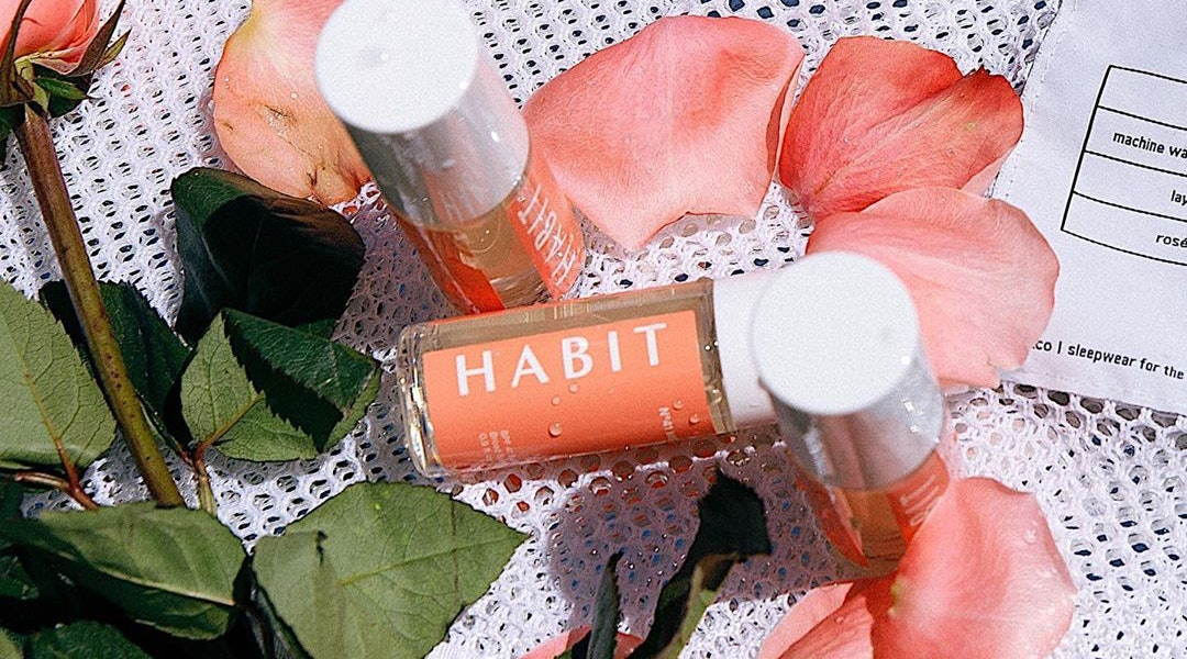 HABIT sunscreen includes 16 simple ingredients and won't leave skin with a white sheen