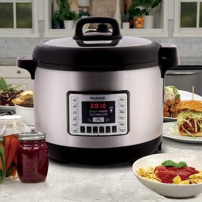 NuWave Nutri-Pot 13-Quart Digital Pressure Cooker