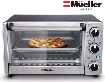 Mueller Toaster Oven (17.1 x 13.9 Inches)