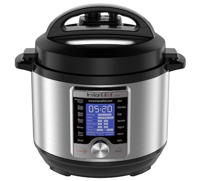 Instant Pot Ultra 10-In-1 Electric Pressure Cooker