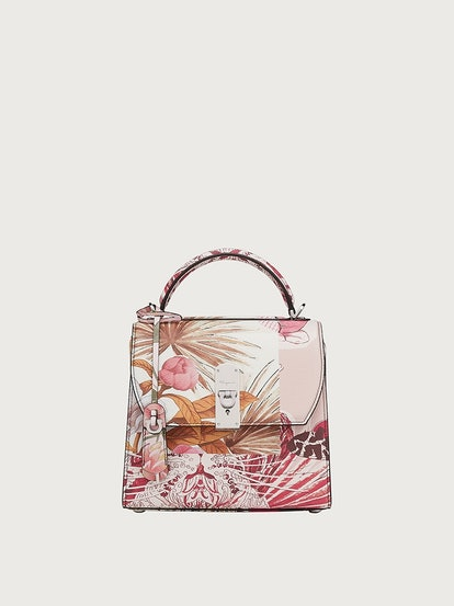 Ferragmo Boxyz Bag Medium