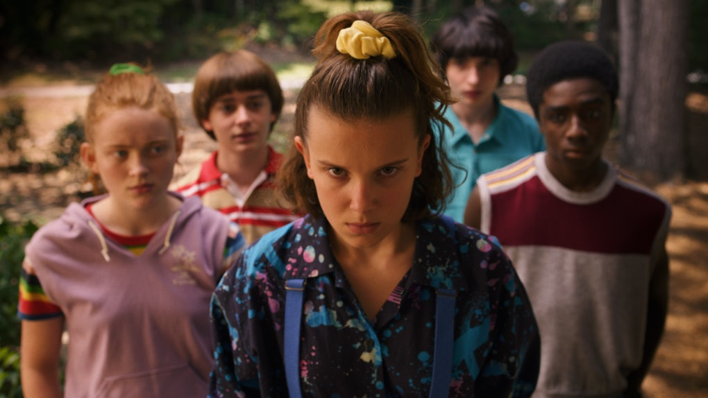 'Stranger Things' on Netflix