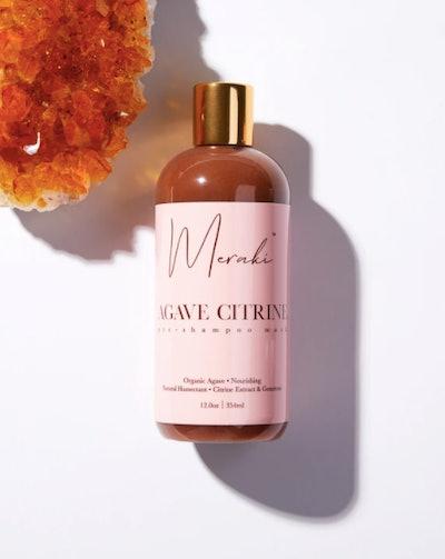 Agave Citrine Pre-Shampoo Masque