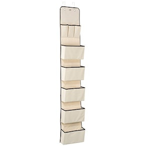 Oxel Over The Door Hanging Wall Organizer With 8 Pockets
