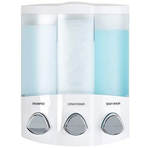 Better Living Products 3-Chamber Soap and Dispenser