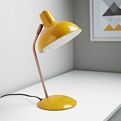 Ingrid Desk Lamp - Ochre