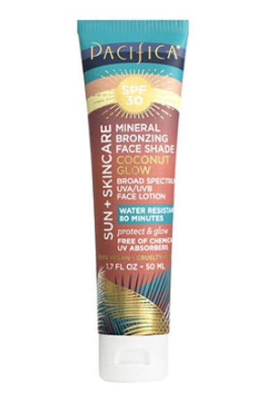 Mineral Bronzing Face Shade Coconut Glow SPF 30