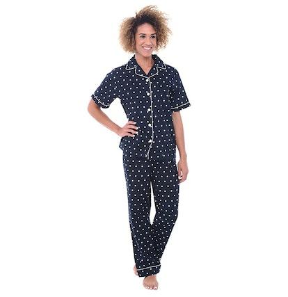 Alexander Del Rossa Pajama Set