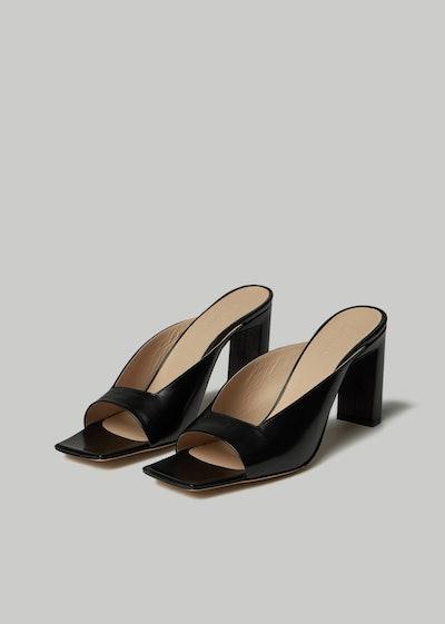 Isa Sandals Lambskin Leather