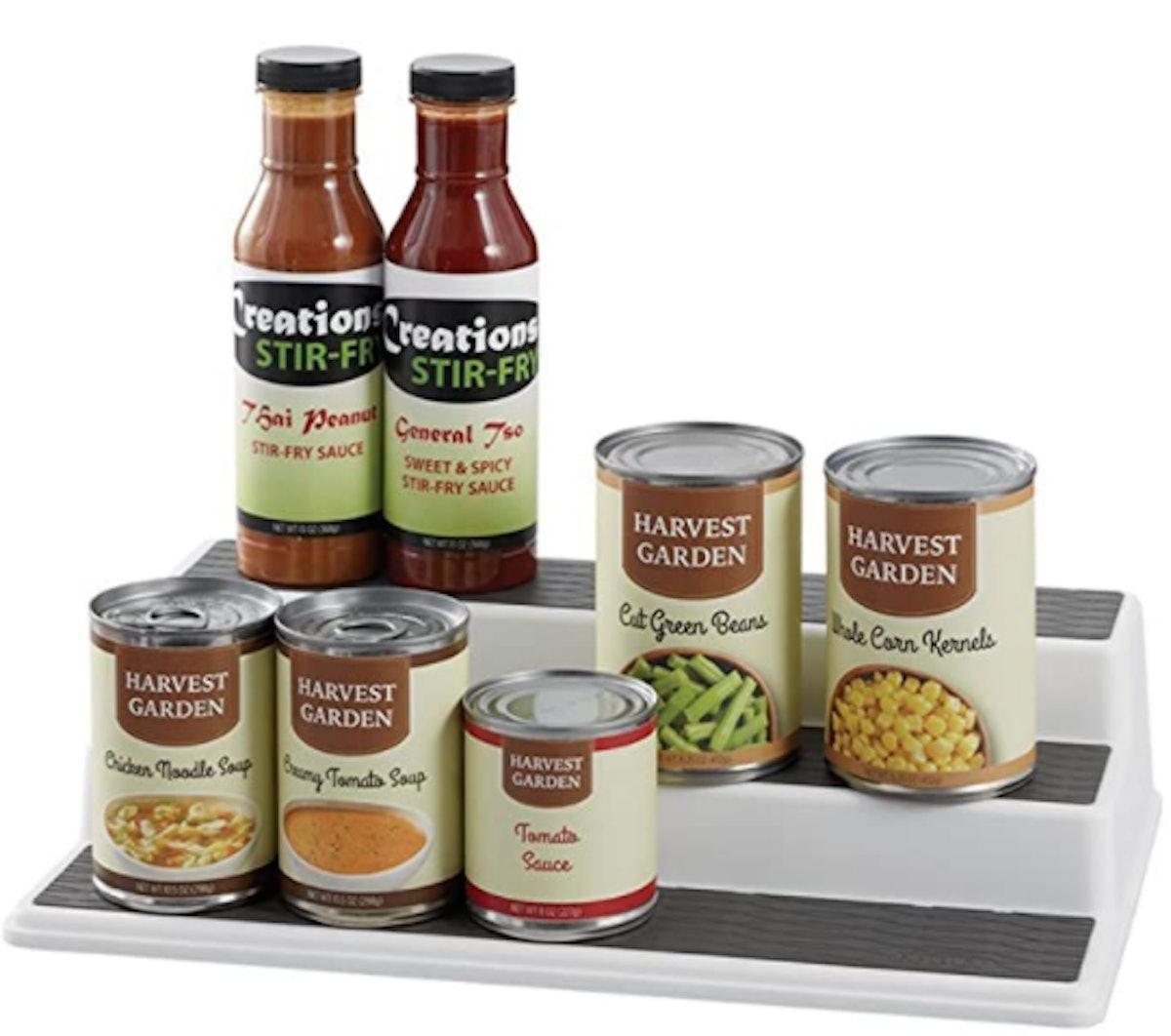 Copco 3-Tier Kitchen Cabinet Organizer