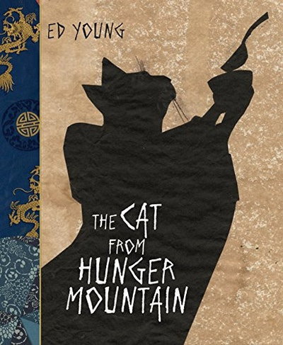 'The Cat From Hunger Mountain' by Ed Young