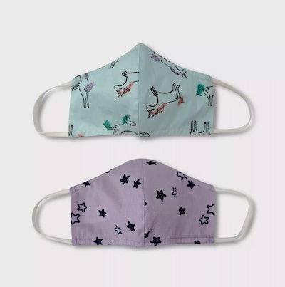 Cat & Jack Kids Unicorn Masks