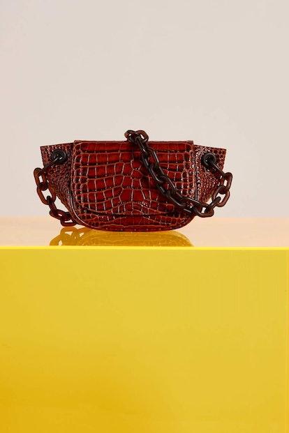 Croc Bend Bag